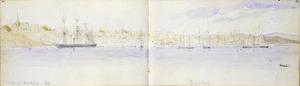 Williams, Edward Arthur, 1824-1898 :Ft Britomart, 20 April 1864