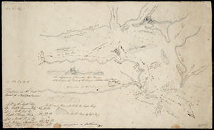 Turner, William, fl 1837 :Kaipara on the west coast of New Zealand [ms map]. [1837]