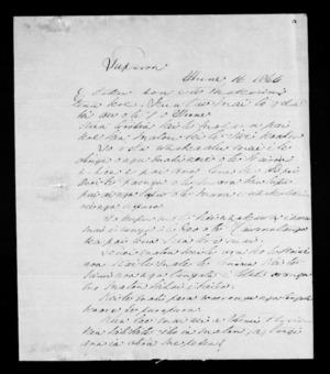 Letter from Raniera Kawhia, Hotene Te Horo, Rapata Wahawaha to McLean