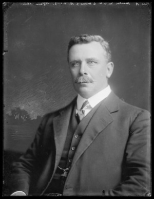 Mr W H Morton