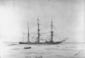 Haylock, Arthur Lagden 1860-1948 :Chile at Timaru, 1879, I think