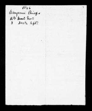 Letter from Hoani Wiremu Hipango, Hori Kingi Te Anaua to McLean
