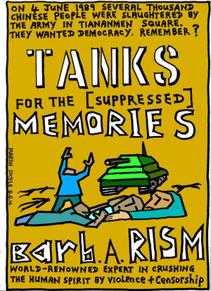 Doyle, Martin, 1956- :BOOK Tanks for the Memories. 6 June 2014