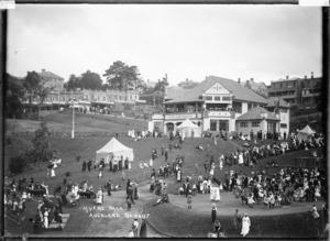 Myers Park, Auckland