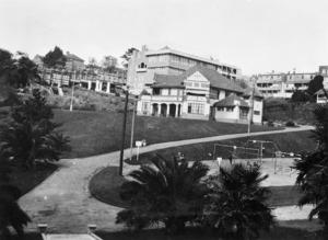 Myers Kindergarten in Myers Park, Auckland