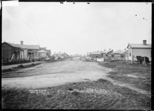 Hakanoa Street, Huntly