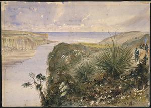 Williams, Edward Arthur 1824-1898 :Patea, N.Z. 1865