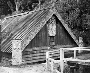 Bath house, Spa, Taupo