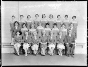 Wellington Ladies' Surf Livesaving Club, 1961
