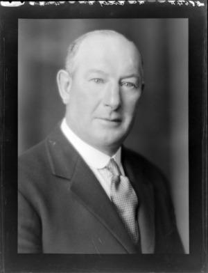 Portrait of Patrick Francis McEvedy (1880-1935)