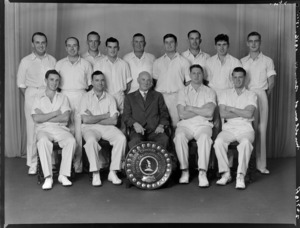 Midland Cricket Club, Wellington, senior team of 1955-56