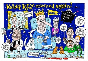 Hodgson, Trace, 1958- :King Kong crowned again! 21 September 2014