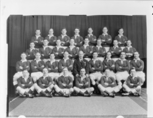 British Lions, representative rugby union team, of 1924