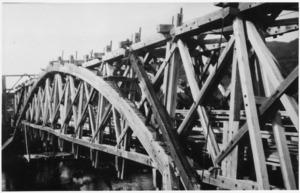 Bridge at Ongaroto, over the Waikato River