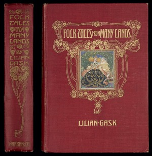 Folk tales from many lands / retold by Lilian Gask ; illustrations by Willy Pogany.