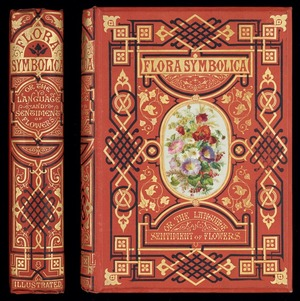 Flora symbolica; or, The language and sentiment of flowers. Including floral poetry, original and selected / by John Ingram.