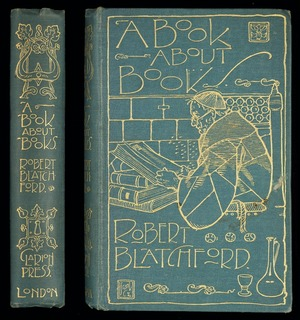 A book about books / by Robert Blatchford.