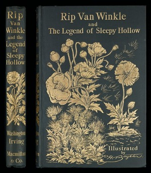 Rip Van Winkle : and, the legend of Sleepy Hollow / by Washington Irving ; with fifty-three illustrations by George H. Boughton.