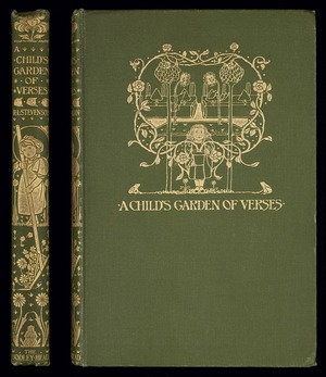A child's garden of verses / by Robert Louis Stevenson ; illustrated by Charles Robinson.