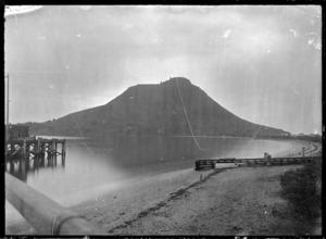 View of Mount Maunganui