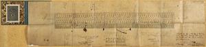 Briscoe, Edward V, 1824? - 1899 :Enlarged plan of Greytown [ms copy of ms map]. Drawn by Edward V Briscoe, 1867
