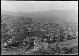 Kaikorai Valley, Dunedin, 1926