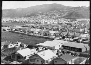 View of Kilbirnie, Wellington