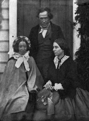 Bethia Campbell Featherston, Doctor Andrew Sinclair and Jessie Cruickshank Crawford
