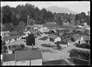 Spa Hotel at Taupo, 1928