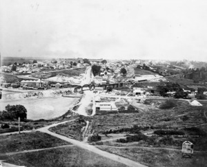 Overlooking Parnell, Auckland