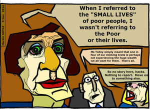 Doyle, Martin, 1956- :Ex-Tolleying the virtues of the Poor. 9 December 2014