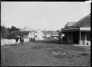 Main Street, Warkworth