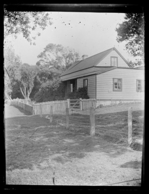 Unidentified house, Chatham Islands