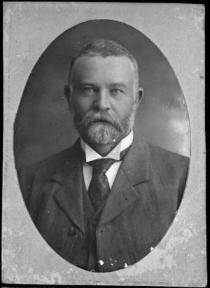 Photograph of John McCombie (1849-1926) by John Robert Hanna