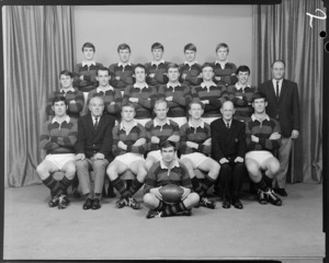 Athletic Rugby Football Club, rugby union team, Wellington