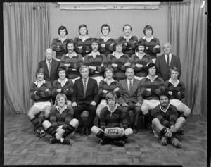 Athletic Rugby Football Club, senior 1st team of 1973