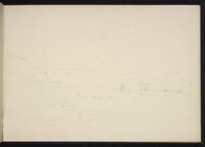 [Hodgkins, William Mathew] 1833-1898 :[Otago Harbour? 1893 or later]