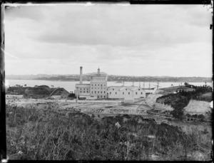 Colonial Sugar Company works, Chelsea, Birkenhead, Auckland