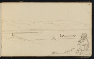 Mantell, Walter Baldock Durrant, 1820-1895 :Te Warekorari Esq. [1848]