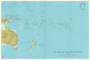 Islands of the South Pacific.