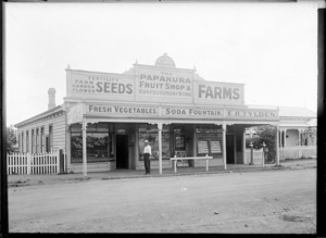 Papakura Fruit Shop & Confectionery Store