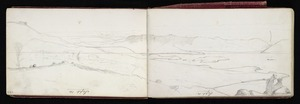 Mantell, Walter Baldock Durrant, 1820-1895 :[Lyttelton Harbour and] Waihora Sept 14. [1848]