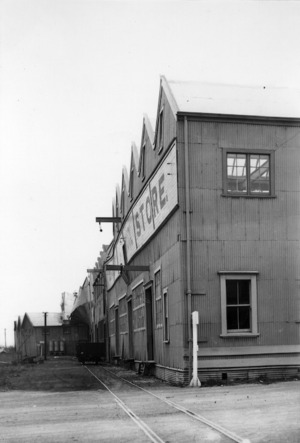 Dalgety & Co No 2 store, Port Ahuriri, Napier