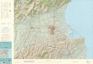 Blenheim / [cartography by Terralink].