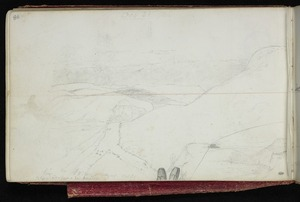 Mantell, Walter Baldock Durrant, 1820-1895 :River a good view from a bad position S. W. Oct 31. [1848]
