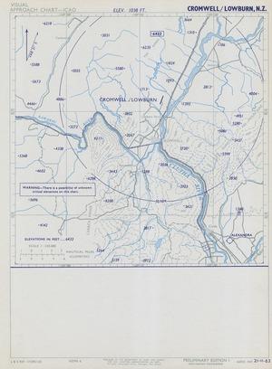 Cromwell/Lowburn, N.Z.
