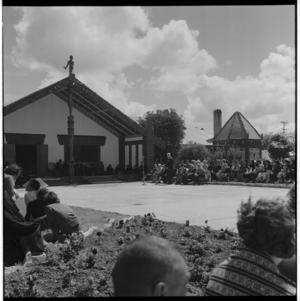 Annual Coronation hui, Turangawaewae Marae, Ngaruawahia