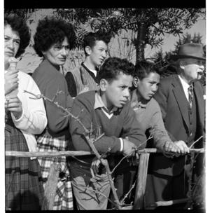 Scenes taken at Hui Topu, the first all Aotearoa Anglican Maori hui, Turangawaewae Marae, Ngaruawahia