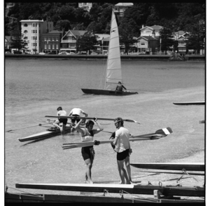 Oriental Bay and Appleton Park, 1970