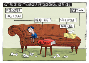 Cut-Price Do-It-Yourself Psychological Services